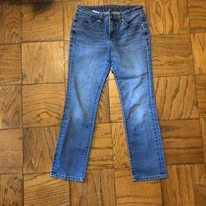 Jag Jeans Womens Size 6P, Stretch Denim